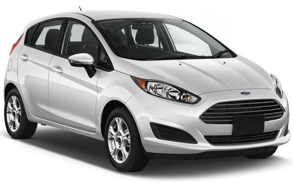 Ford Fiesta - Q24 wypożyczalnia